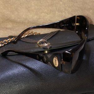 Emilio Pucci Tortoise Sunglasses